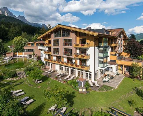 Das Bio- und Landhotel Rupertus in Leogang
