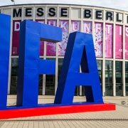 IFA visit in Berlin