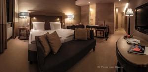 Suite im QF Hotel Dresden