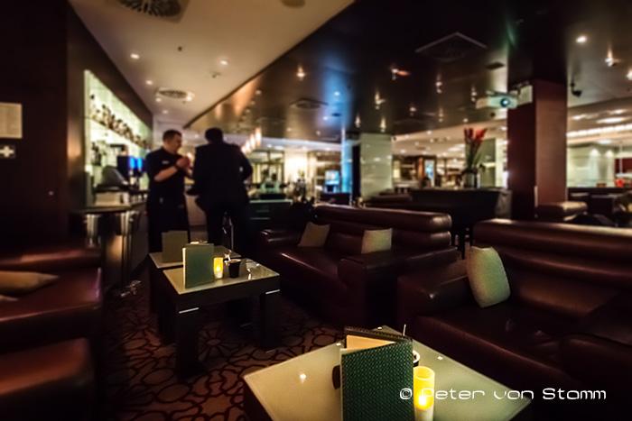 Bar im Hilton Cologne