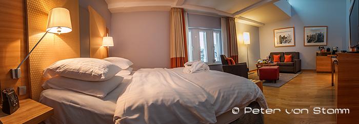 Das 5-Sterne Hotel Hilton in Köln
