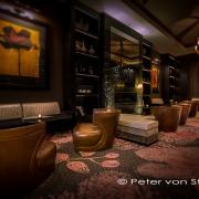 Lounge im Hotel Hyatt Regency in Düsseldorf
