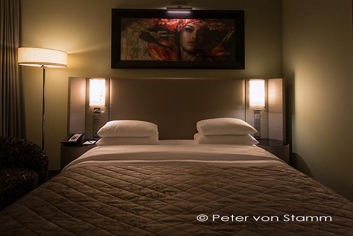 Deluxe View Zimmer im Hyatt Regency Düsseldorf