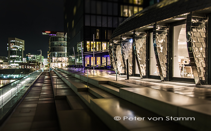 Das Hyatt Regency Düsseldorf