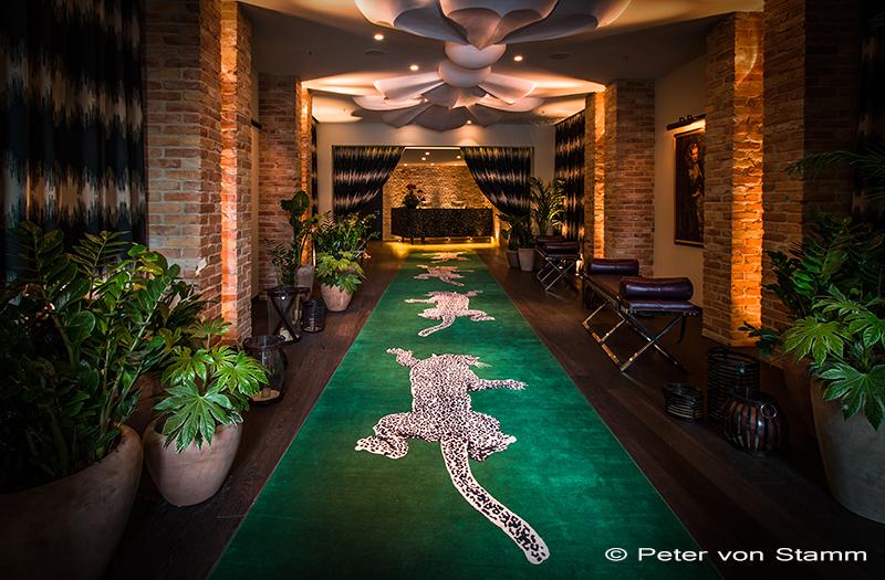 Eingang im Hotel Zoo Berlin