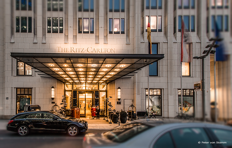 The Ritz Carlton, Berlin