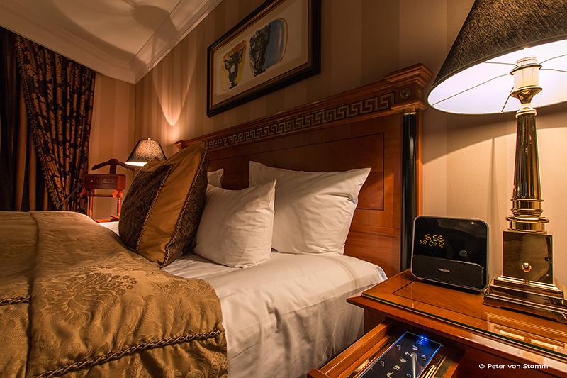 Suite im Ritz Carlton in Berlin