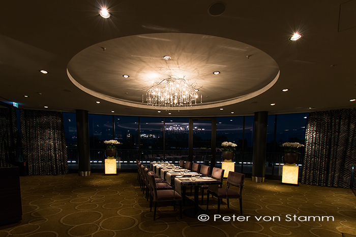 Private Dining at Hyatt Regency