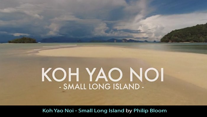 Koh Yao Video