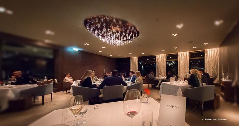 Das Aqua im Ritz-Carlton Wolfsburg