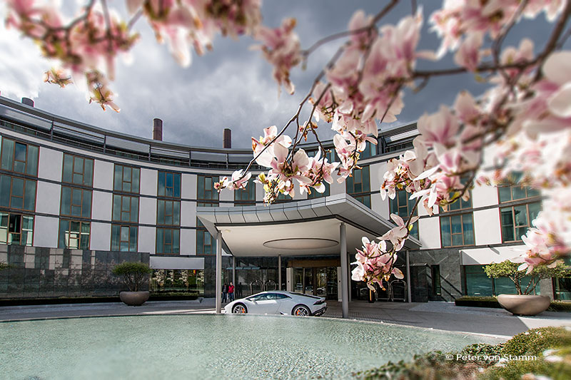 Das Ritz-Carlton in Wolfsburg
