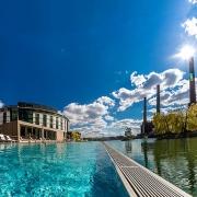Hotel Ritz Carlton Wolfsburg Pool