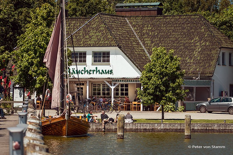 Räucherhaus / Raeucherhaus Ahrenshoop