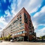 25hours Hotel Hamburg aussen