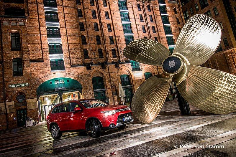 Mitsubishi und Maritimes Museum