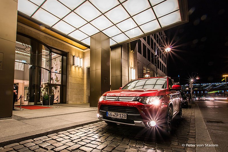 Mitsubishi Outlander in Berlin