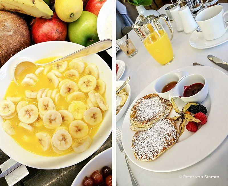 Frühstück im Waldorf Astoria Berlin