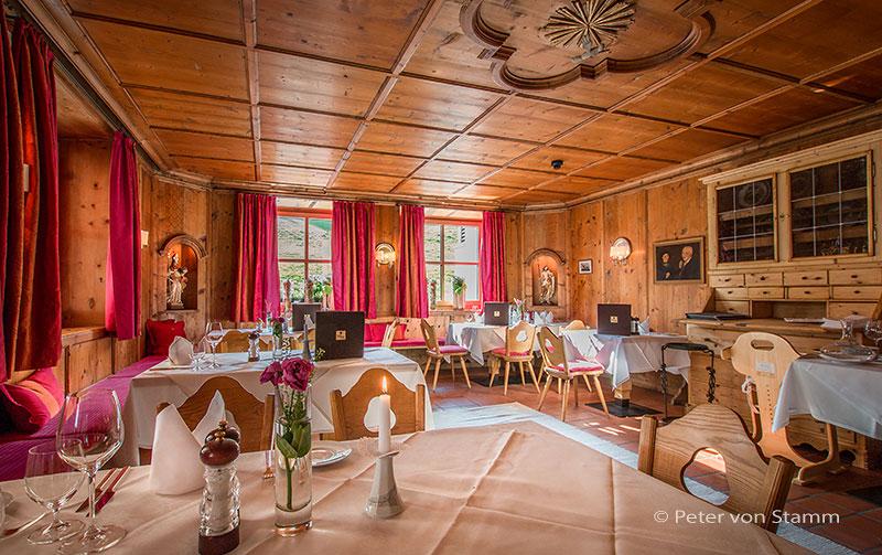 Lech Hotel Goldener Berg