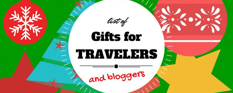 Gift List for Traveler