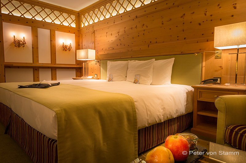 Das Hotel Seehof in Davos