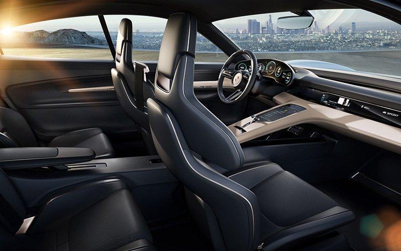Porsche Concept Study Mission E