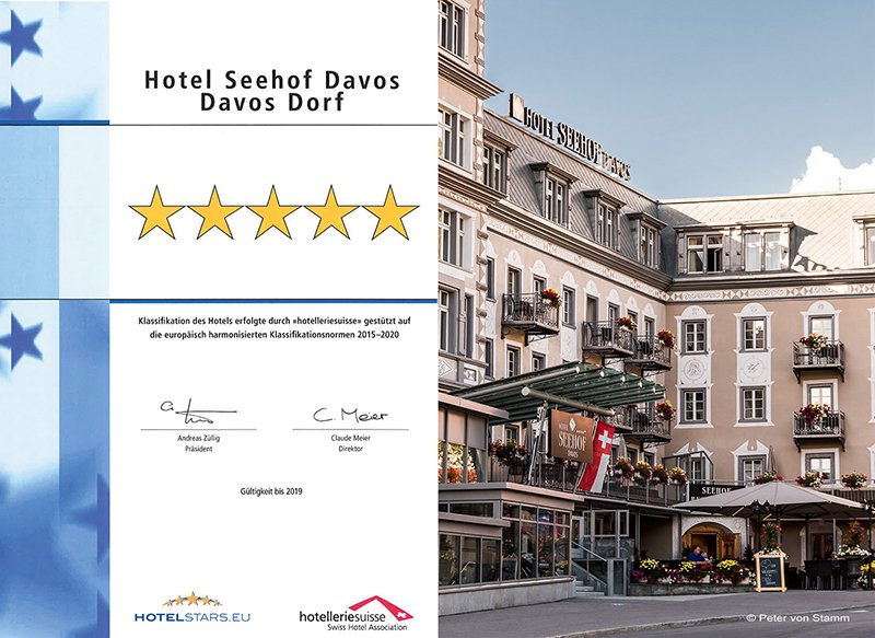 Sterne Club Hotel Davos