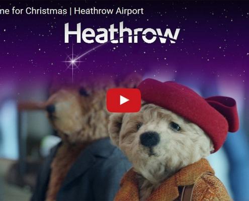 teddy bears heathrow