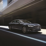 The new Volvo S90 Excellence