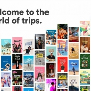 Airbnb Launch of Trips