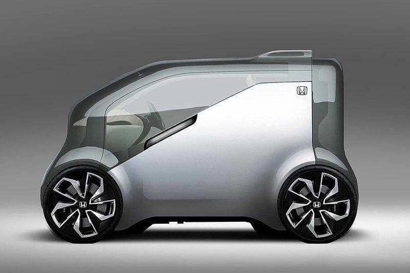 Honda NeuV concept EV