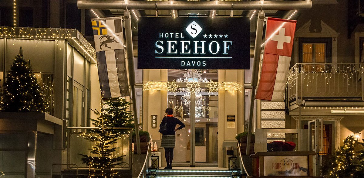 Hotel Seehof Davos