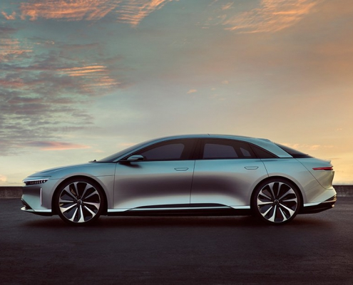 Lucid Air Electric