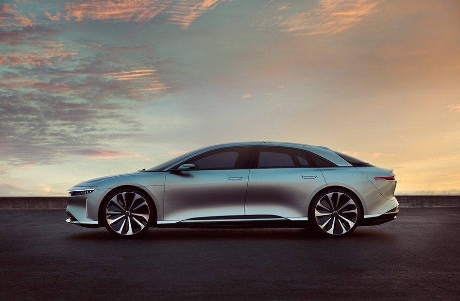 Lucid Air Could Be The Next Tesla-Killer - Peter von Stamm