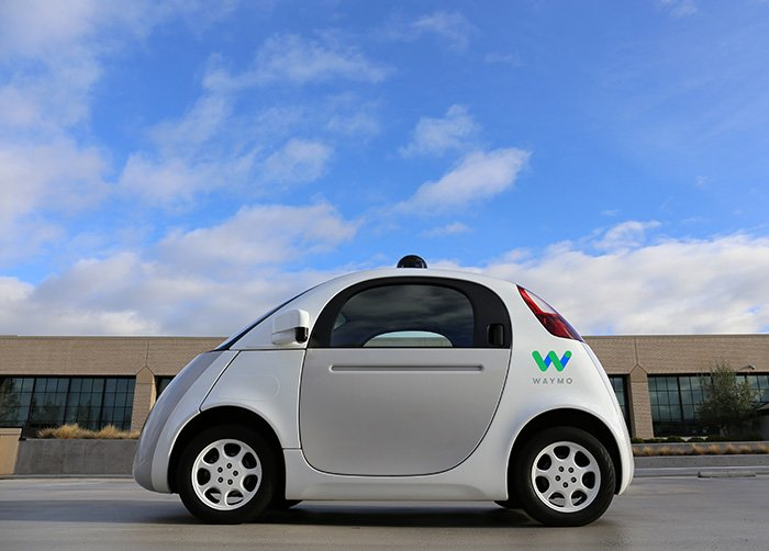 Waymo Google