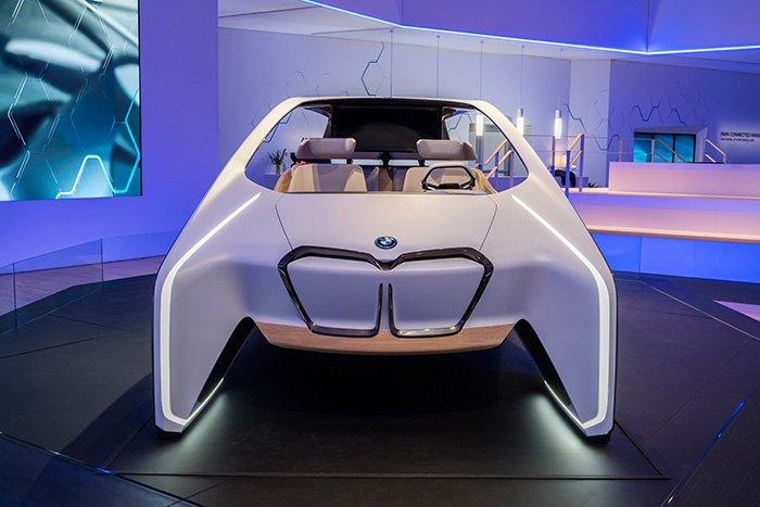 unveiled inside future sculpture