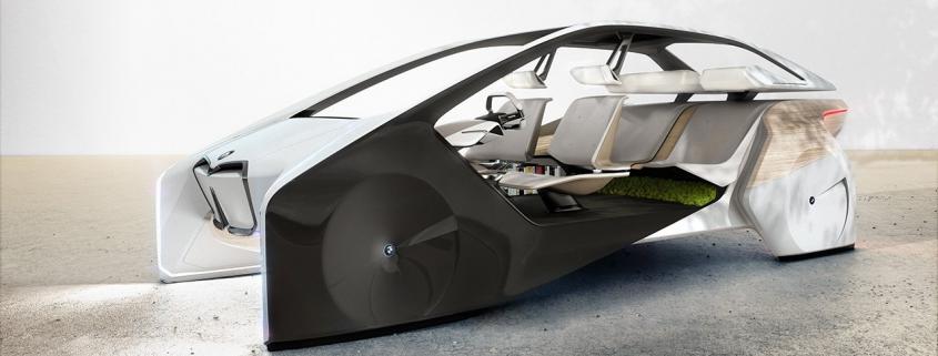 BMW i Inside Future sculpture