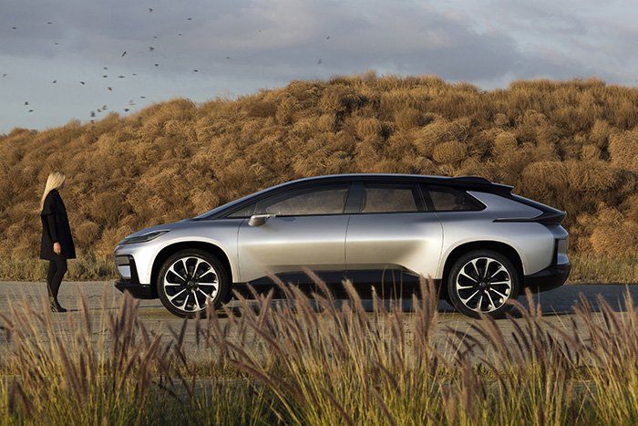 Faraday Future FF 91 EV