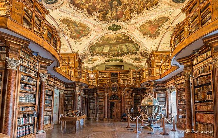 Stiftsbibliothel St. Gallen