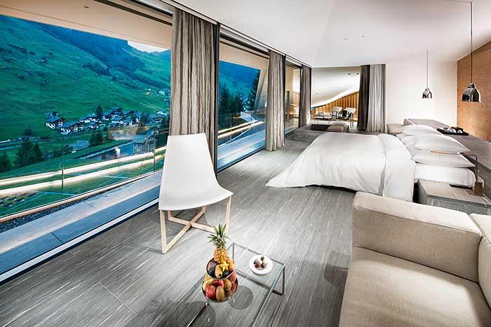 7132 Hotel in Vals