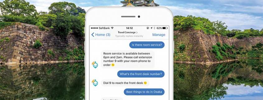 The Bebot Chatbot