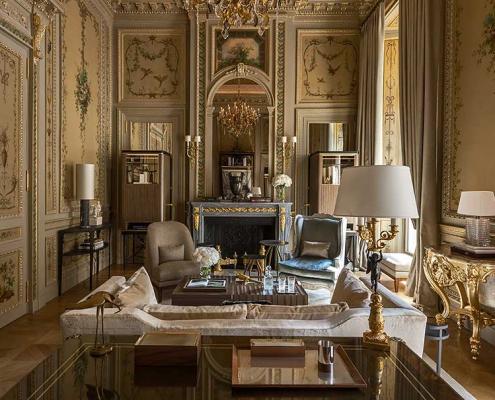 Hotel de Crillon Suite