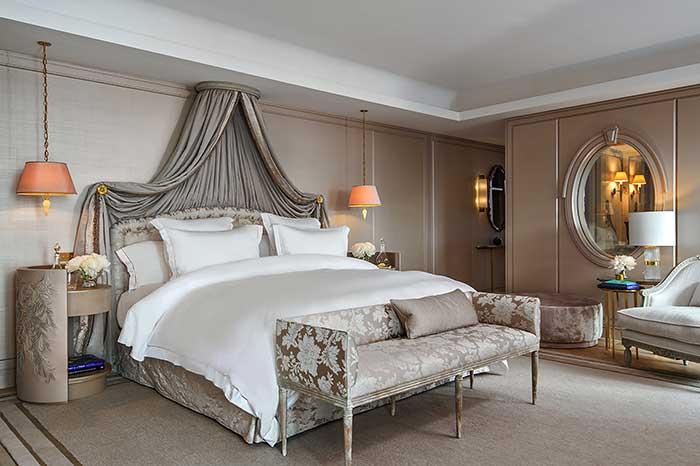 Hotel de Crillon Jardin Dhiver
