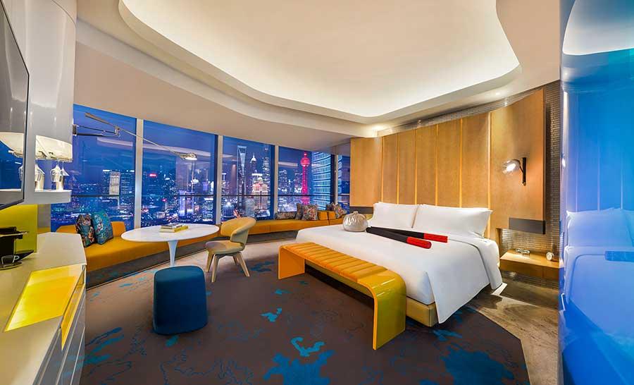 W Shanghai Hotel