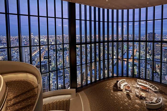 Conrad Osaka Hotel