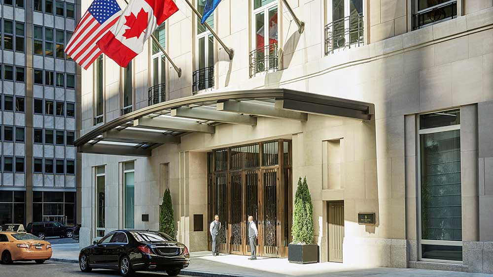 Four Seasons Hotel New York Downtown Achieves Coveted AAA Five Diamond  Rating