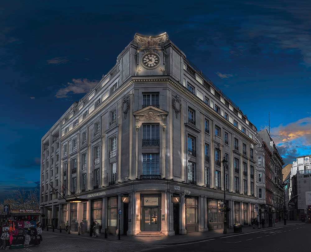 Curio Collection by Hilton Trafalgar St. James London