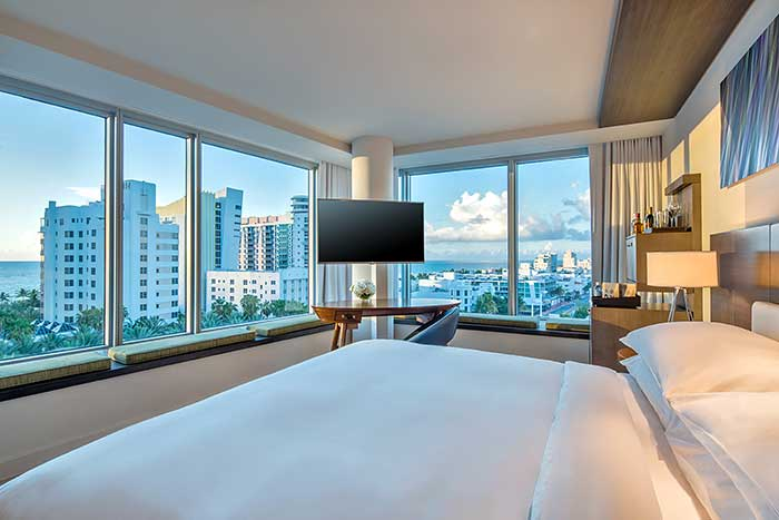 Hyatt Centric Hotel South Beach Miami