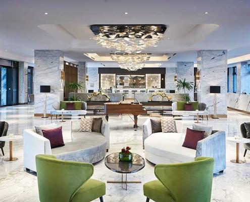 Melia Shanghai Hotel