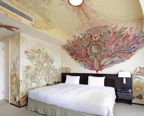 Park Hotel Tokyo artist room