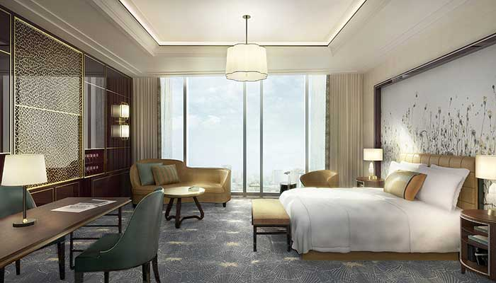 Waldorf Astoria Chengdu China